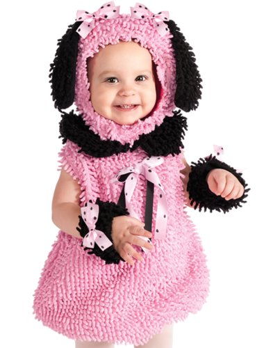 Precious Poodle Baby Infant Costume - Baby (Poodle Baby And Toddler Costumes)