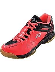 Yonex SHB 02 Limited Mens Indoor Shoe Red/Black