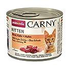 animonda Carny Kitten Katzenfutter, Nassfutter Katzen bis 1 Jahr, verschiedene Sorten und Größen