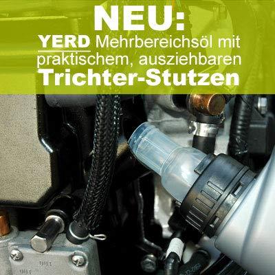 Yerd Basics: aceite de motor multigrado (fabricado en ...