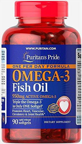 puritan pride omega 3 - 7