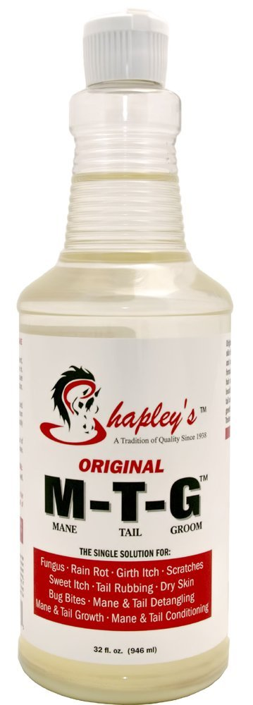 Shapley's Original M-T-G Oil by Shapley's
