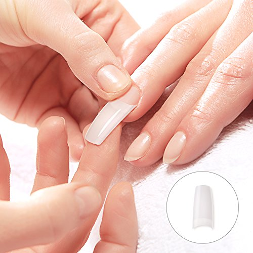 Nail Art Cost Price: Hotop Acrylic Artificial False Nail DIY UV Gel Acrylic