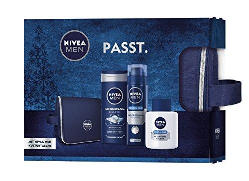 Nivea Men Reiseset, 1er Pack (1 x 3 Stück)