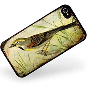 Rubber Case for iphone 4 4s Bird, Nature - Neonblond