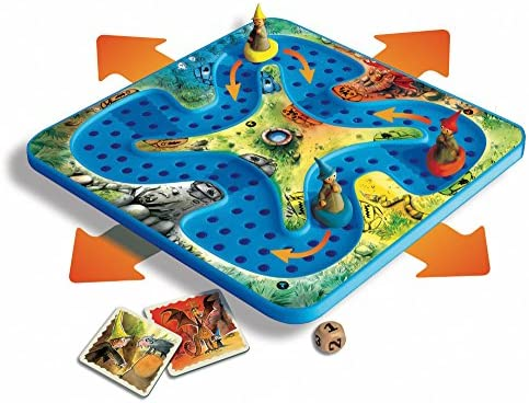 Schmidt Spiele DREI MAGIER SPIELE Der unendliche Fluss: Amazon.es: Juguetes y juegos