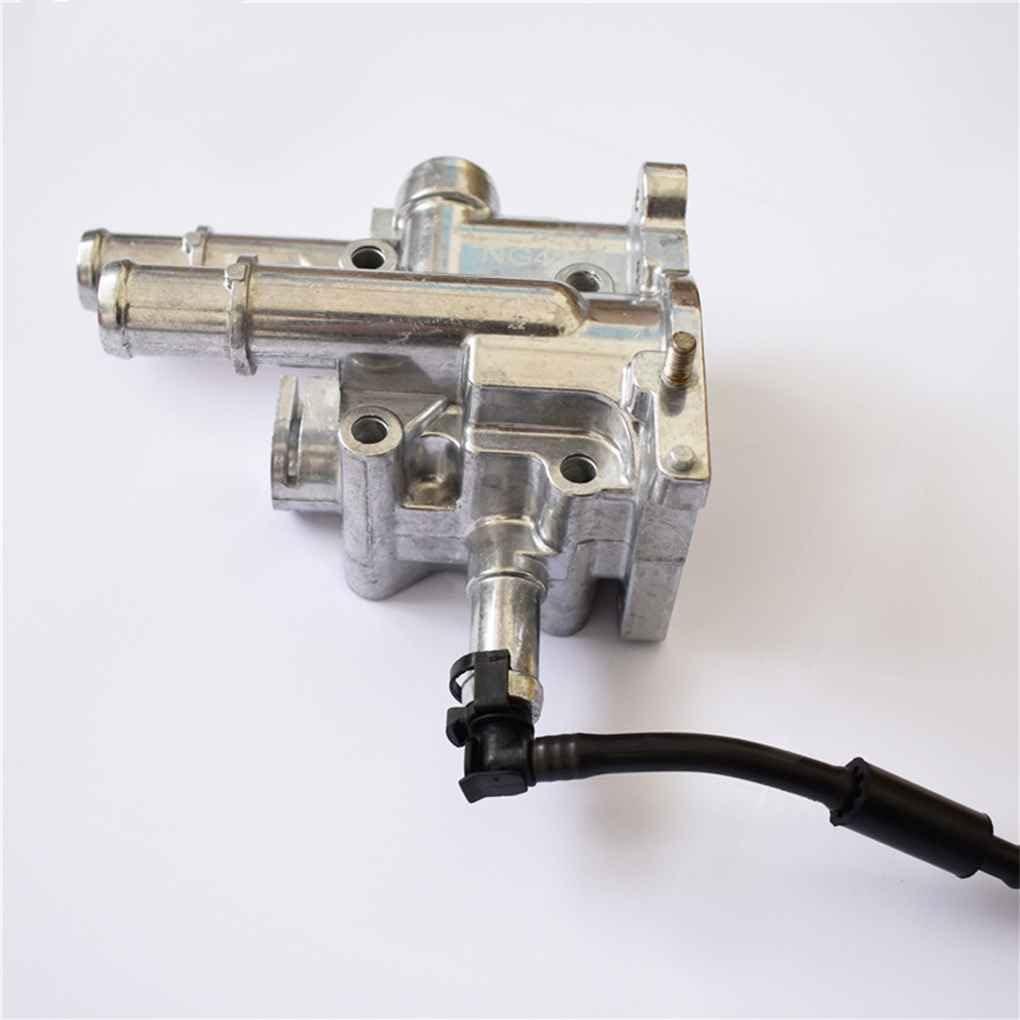 royalr Kunststoff Thermostat Drosselklappengeh/äuse Heater Einlassrohr 55574685 Auto-Ersatz f/ür Astra Insignia Cruze 1.6