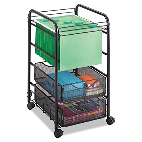 Open File Cart by Safco