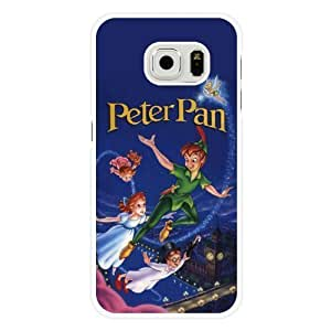 For Iphone 6Plus 5.5Inch Case Cover , Diy Disney Peter Pan Never Grow Up White Hard Shell For Iphone 6Plus 5.5Inch Case Cover , Peter Pan For Iphone 6Plus 5.5Inch Case Cover
