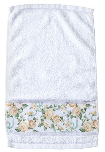 Miles Kimball Ribbons Roses Towel product image