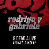 Rodrigo y Gabriela Amazon Artist Lounge EP
