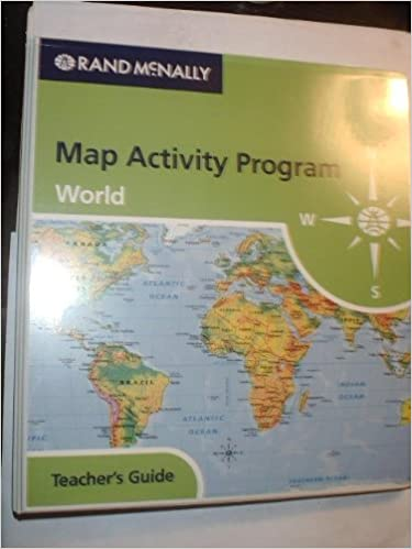 Rand mcnally map activity program world teachers guide amazon rand mcnally map activity program world teachers guide amazon books gumiabroncs Images