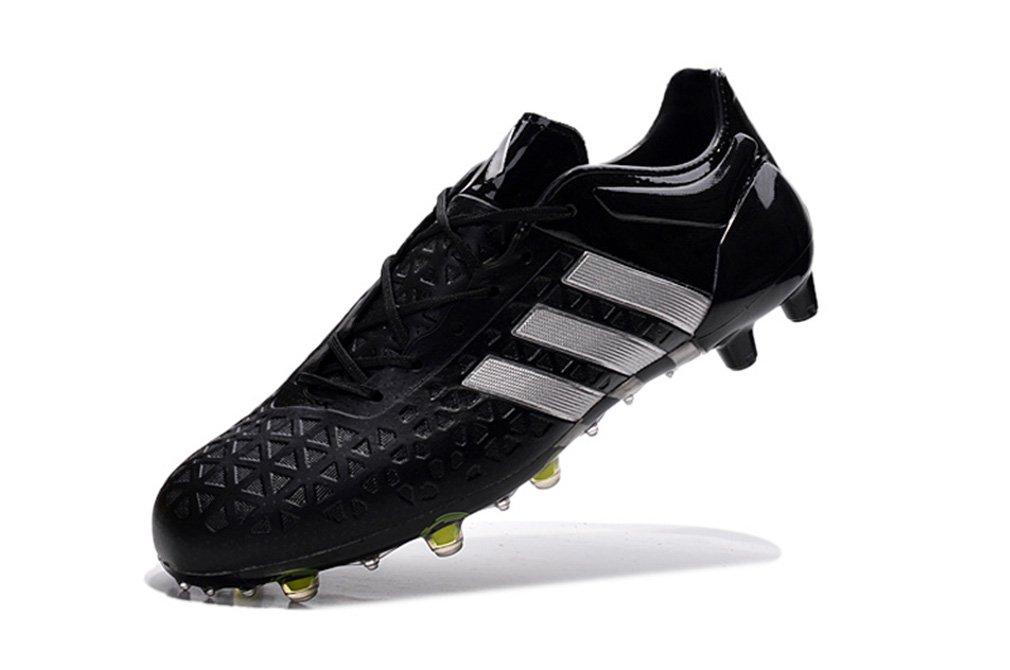 Herren ACE 15,1 FG schwarz Niedrig Fußball Schuhe Fußball Stiefel