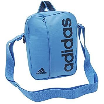 f2974141bfe4 adidas Linear Organiser Bag Navy   Blue  Amazon.co.uk  Luggage