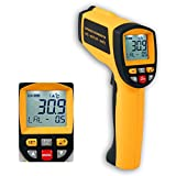 BENETECH GM-1350 50:1 IR Infrared Thermometer IR -18~1350°C 0~2462°F Pyrometer Celsius 0.1~1EM
