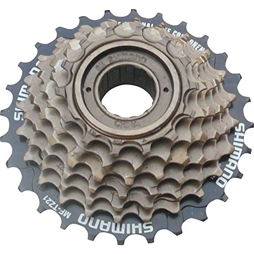 Shimano Tourney 7Spd 14-28T (Bicycle Freewheel)