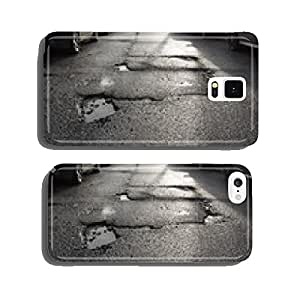 Hole in the road cell phone cover case iPhone6