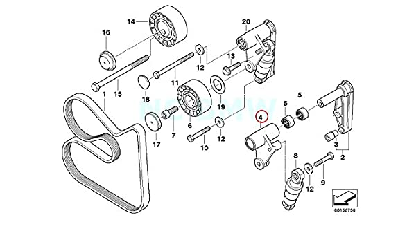 Amazon Com Bmw Genuine Pitman Arm Automotive