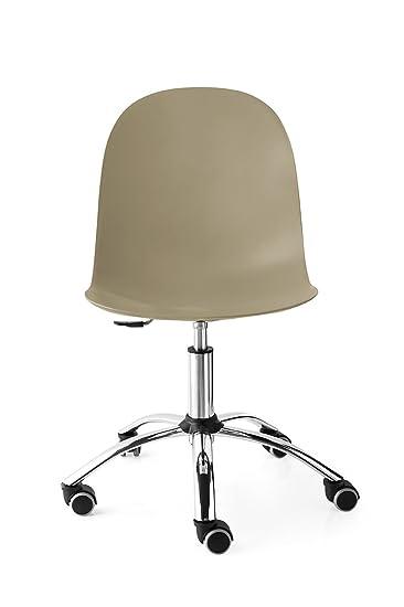 Amazon.com: connubia – Academy sillas de oficina en casa ...