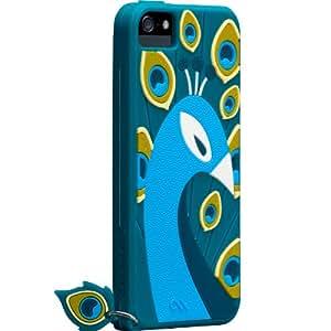 Case-mate Peacock Cover case Azul - fundas para teléfonos móviles
