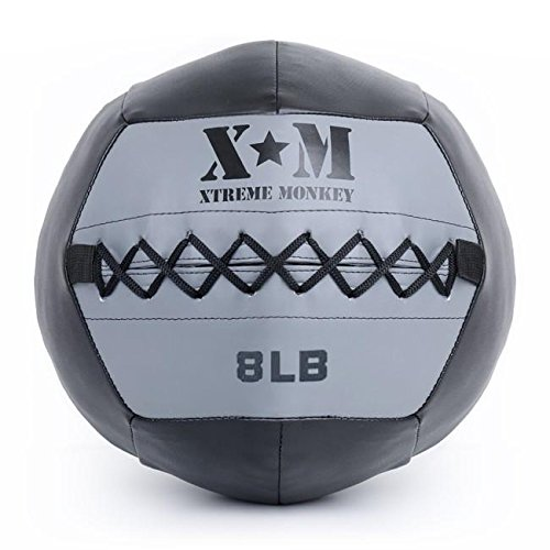 Xtreme Monkey 8 lb壁Medicine Balls   B07BB6Z5VH