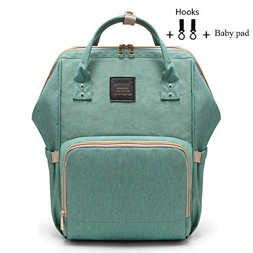 - Baby Diaper Bag Multi-Function Waterproof Travel Backpack Nappy Bags for Baby Care, Large Capacity, Stylish and Durable
