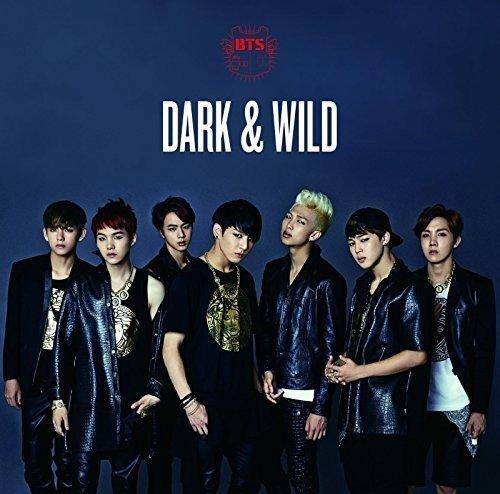 CD : BTS - Dark & Wild (With DVD, Japan - Import, 2PC)