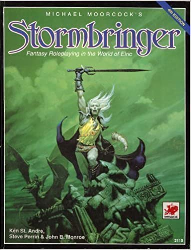 Amazon.it: Michael Moorcock's Stormbringer: Fantasy Roleplaying in ...