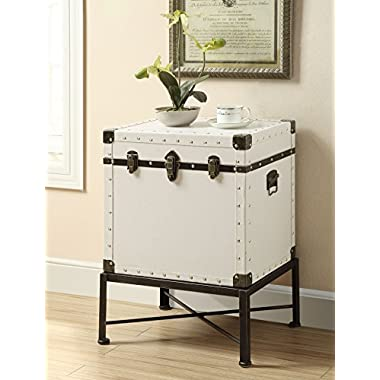 Coaster Home Furnishings Accent Cabinet, White