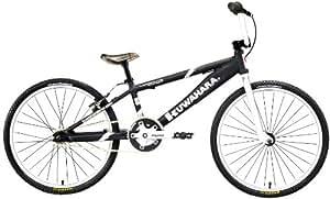Kuwahara LASEREXP09 - Bicicleta infantil BMX para niño, color rojo