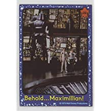 Behold…Maximillian! (Trading Card) 1979 Topps The Black Hole - [Base] #22