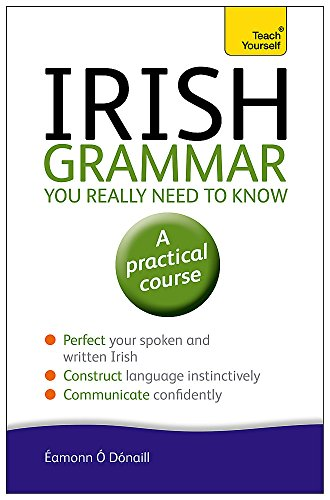 Teach Yourself Irish Grammar You Really Need to Know: A Practical Course
