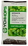 Home Brew Ohio LD Carlson company Mosaic Hop Pellets 1LB. Alpha:13.6% Beta 3.6%