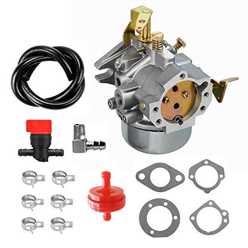 Cnfaner Carburetor for Kohler K241 K301 Cast Iron 10 HP 12 HP Carburetor with k241 Gasket kit ()