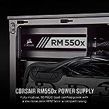 Corsair RMX Series (2018), RM550x, 550