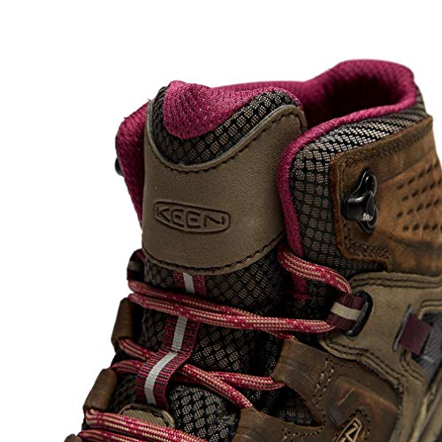 Chaussures de Femme KEEN Marron Hautes Mid III WP Randonnée Targhee 6w6SPaqIf