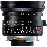 Leica 24mm f/2.8 Elmarit-M Aspherical Wide Angle Manual Focus Lens (11878)
