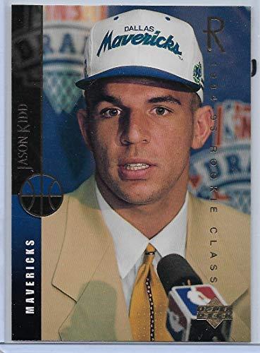 1994-95 Upper Deck Basketball Jason Kidd Rookie Card # 160