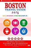 Boston Travel Guide 2014, Deborah Lyon, 1499689357
