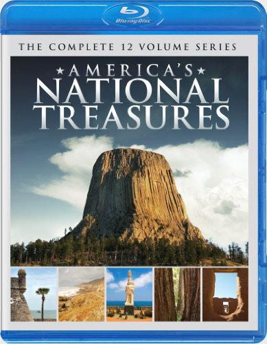 Americas National Treasures [Blu-ray]