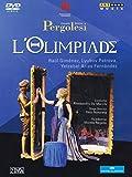 Pergolesi: L'Olimpiade (Jesi 2011) (Ra?l Gim?nez, Lyubov Petrova, Yetzabel Arias Fern?ndez, Alessandro De Marchi) (Arthaus: 101650) [DVD] [2013] [NTSC] by Ra?l Gim?nez