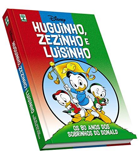 Huguinho Zezinho Luisinho Sobrinhos Donald