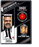 4 Film Favorites: Stanley Kubrick (The Shining: Special Edition, 2001: A Space Odyssey: Special Edition, Barry Lyndon, Eyes Wide Shut: Special Edition) by Warner Home Video