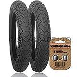 2 x RAZOR POCKET MOD Suitable Tires to fit - 12 1/2