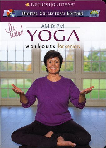 Amazon.com: Lilias: Am & Pm Yoga Workouts for Seniors [DVD ...