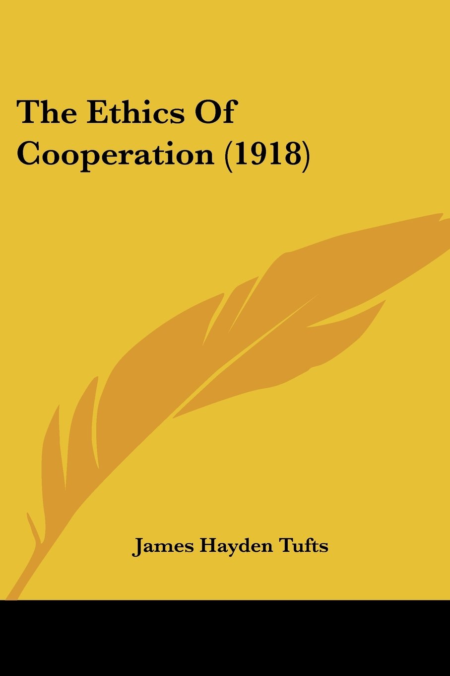 Download The Ethics Of Cooperation (1918) pdf