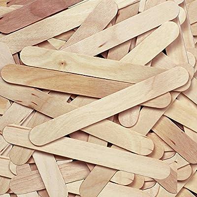 Pacon Jumbo Natural Craft Sticks