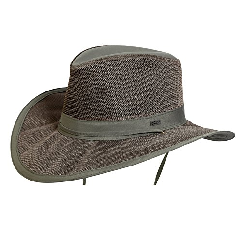 Airflow Light Weight Outdoor Hat, Olive, X-Large]()