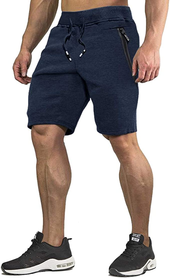 Wholesale Dri-Fit Loose Fitted Elastic Band Running Shorts