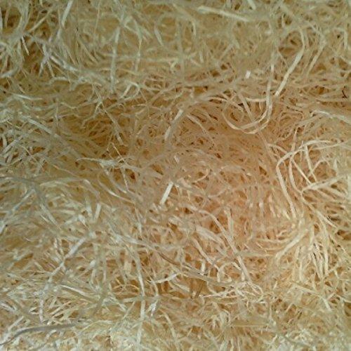 500G Standard lana di legno certificato qualità certificata PEFC * Molto Luminoso Decorativo Materiale materiale di riempimento in foresta tedesco. mh